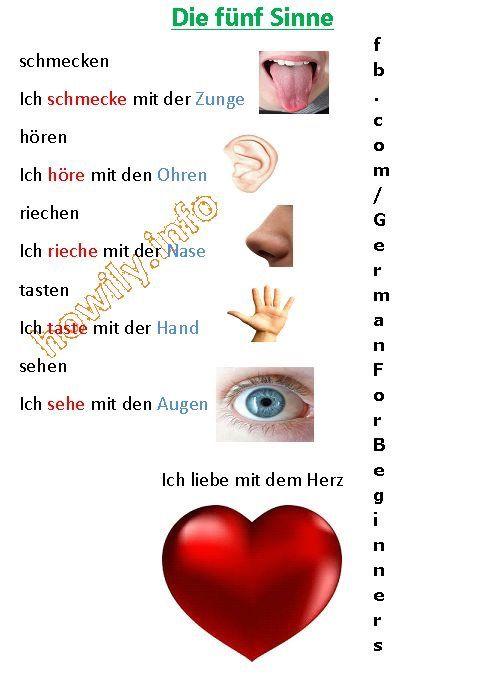 Kennenlernen conjugation german