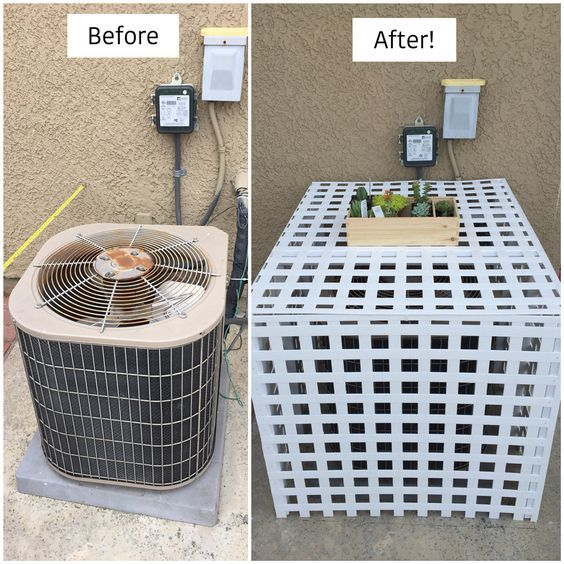 99 Best Images About Condenser Covers Hvac Ideas On Pinterest Pool Equipment Air