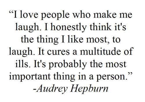 audrey hepburn, quote