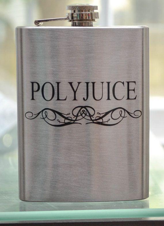 Harry Potter Polyjuice flask