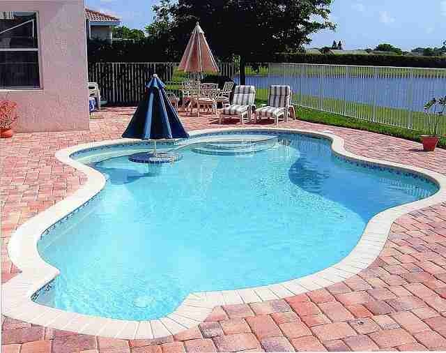 Small Pool Design Outdoor Spaces Pinterest Umbrellas Design And Tables