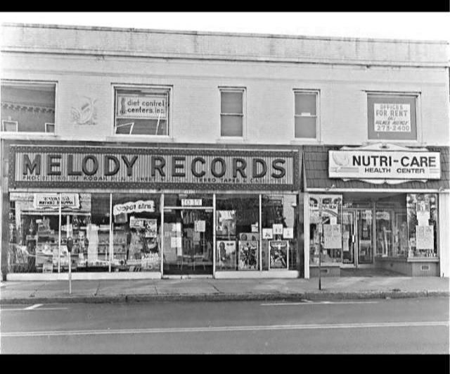 melody records in union nj vintage union county new