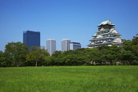 Osaka Castle Park 大阪城公園