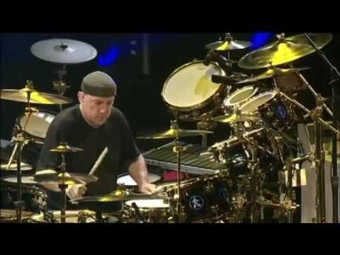 Neil Peart - Tom Sawyer - Drum Cam - Live R30