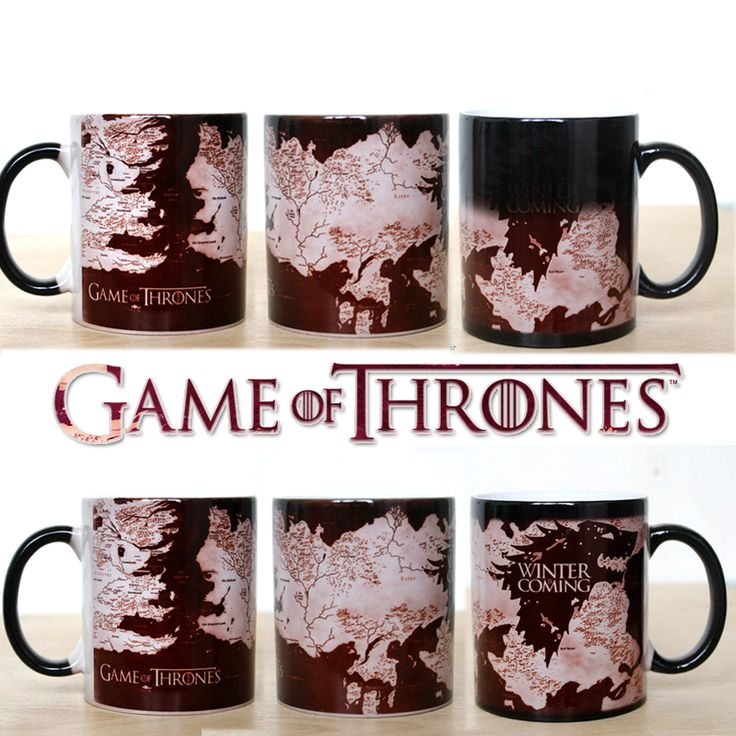Game Of Thrones Winter Is Coming Magic Color Changing Mugs //Price: $25.00 & FREE Shipping //     #gots7