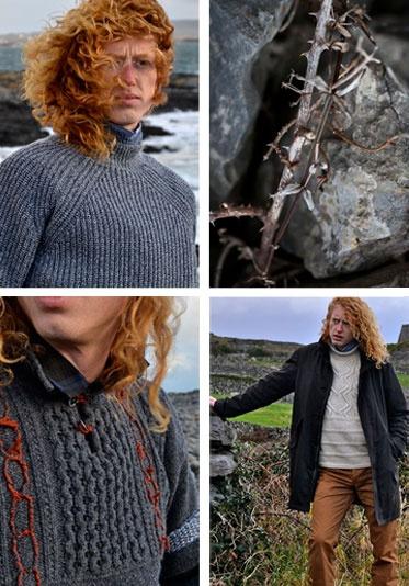beautiful irish knits by inis meain