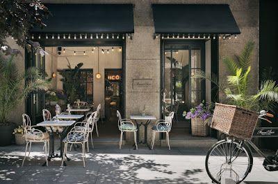 Portal de Diseño y Decoración: El estilo afrancesado triunfa en el restaurante it...