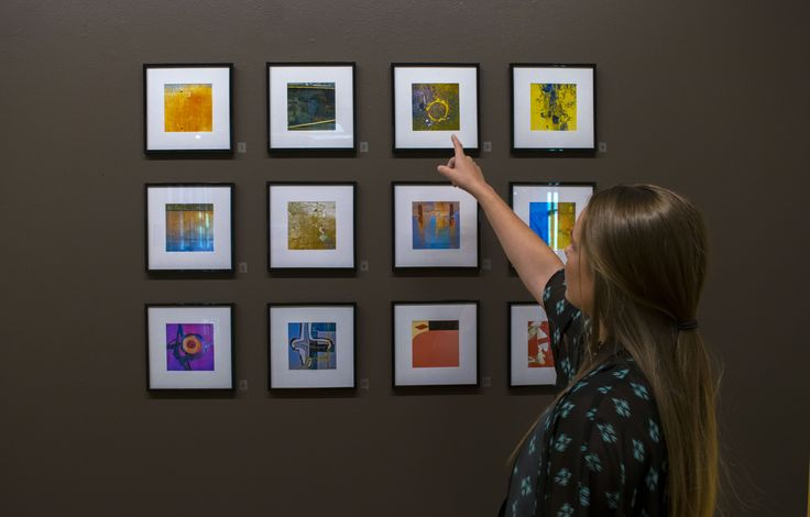 Looking for something to do? Check out the Sears Art Gallery on the DSU campus to see beautiful shots like these!