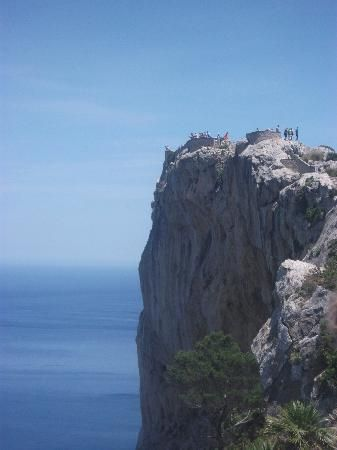 Spain: View  from Cap de Formentor