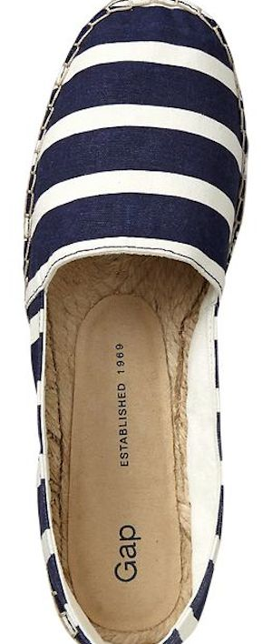 cute striped #navy espadrilles http://rstyle.me/~1Mwbh