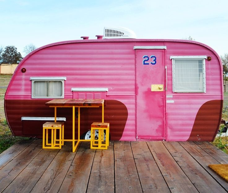 The Everygirl's Weekend City Guide to Marfa, Texas - fly SW into Midland Int'l in early April; camp @ El Cosmico; drive to Big Bend Nat'l Park to camp; hike the Emory Peak Trail and the South Rim Trail