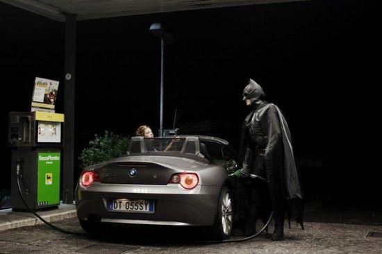 Batman...In real life
