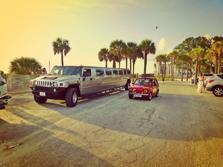 Maluchem dookoła #USA część 8: Clearwater i Nowy Orlean #maluch #fiat126p