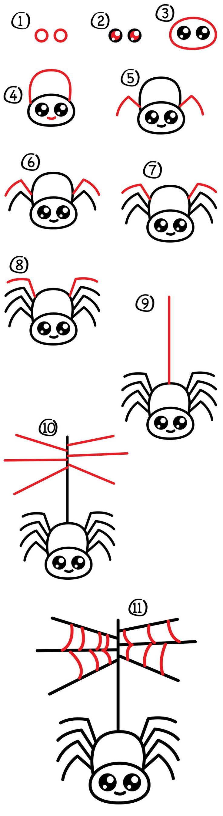 140 best how to draw halloween scary drawing ideas for for Easy drawing websites