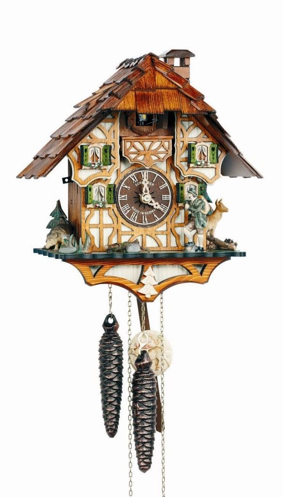 Pin By Heidi On Cuckoo Clocks Weather Houses Pinterest Clock Forest House And Chalet Style
