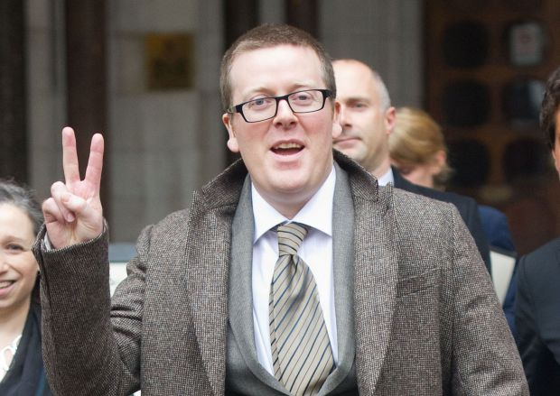 Frankie Boyle has come out in support of Scottish National Party leader Nicola Sturgeon, saying that the English media can't handle a female party leader.