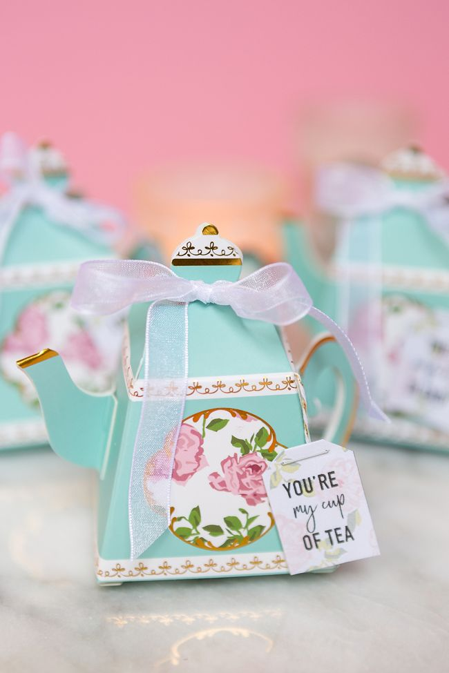 bridal shower tea bags with coffee filters tea bag favors diy tea bags ...