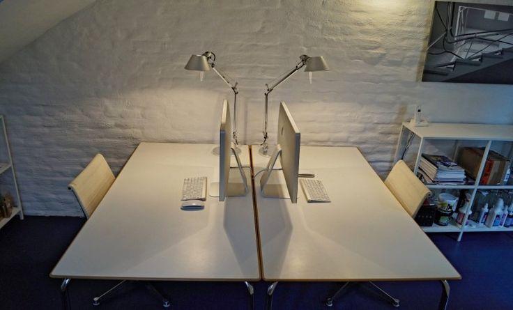 Arbeiten mit Flair - Büroräume am Rheinauhafen in alter Hutfabrik #Büro, #Bürogemeinschaft, #Köln, #Office, #Coworking, #Cologne