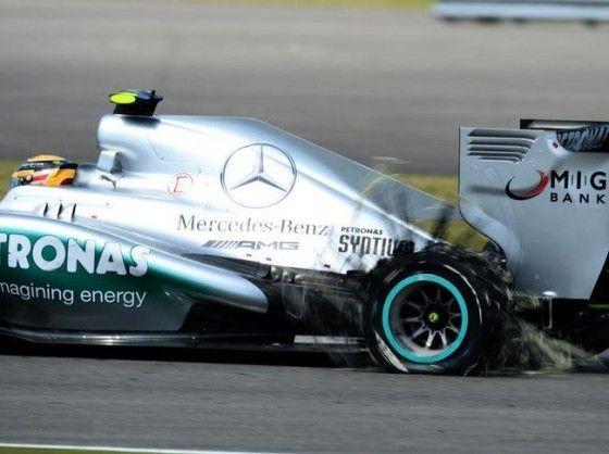 Grand Prix de Grande Bretagne 2013 - Hamilton