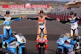 los 3 campeones