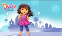 Dora Games Online: Dora in the Tomboy Act