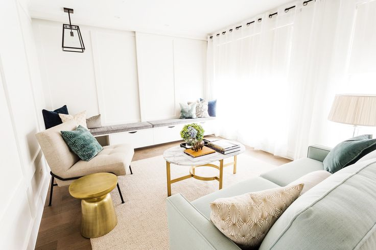Josh and Jenna's Living Room