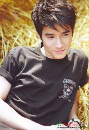 Love you soooooooooo much Mario Maurer