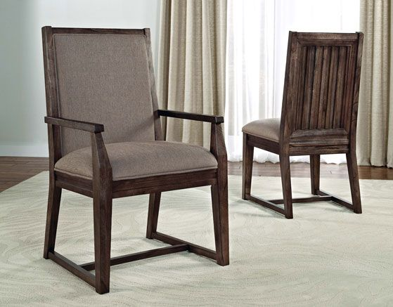 Beautiful Montreat Collection Dining Chairs By Kincaid