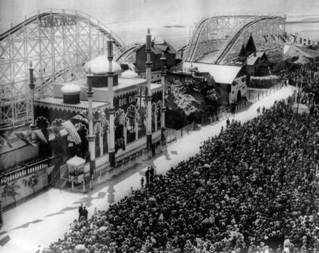 Glenelg's Luna Parks On This Day……… 8th April 1935 On this day in 1935, Glenelg's Luna Parks assets were put up for auction, all of which were purchased by Atkins and Phillips. The rides were dismantled and shipped to Sydney, NSW. The rides and equipment were assembled at the Lavender Bay site, with Luna Park Milsons Point opened […]