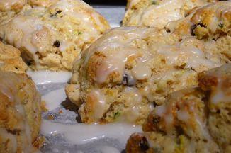 Zucchini-Currant Scones Recipe on Food52