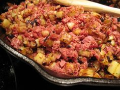 Corned beef hash is such a Northern thing. I don't know why. I realized this a few years ago at a church breakfast. We arrived and went down the food line and there was corned beef hash. I was inst...