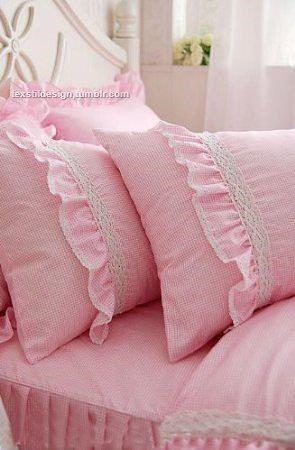 pink.quenalbertini: Pink beddings