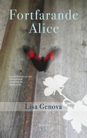 Fortfarande Alice - läst oktober 2015
