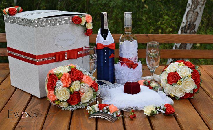 Komplet Ślubny