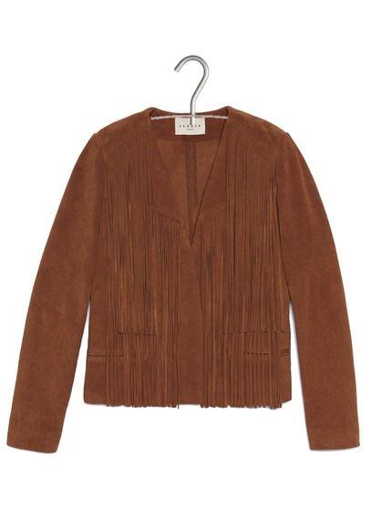 25 best ideas about veste en daim sur pinterest style - Comment nettoyer une veste en daim ...