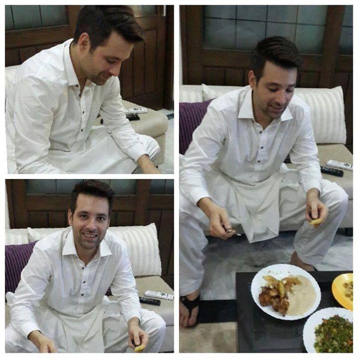 Mikaal Zulfiqar !! Lookin' Handsome