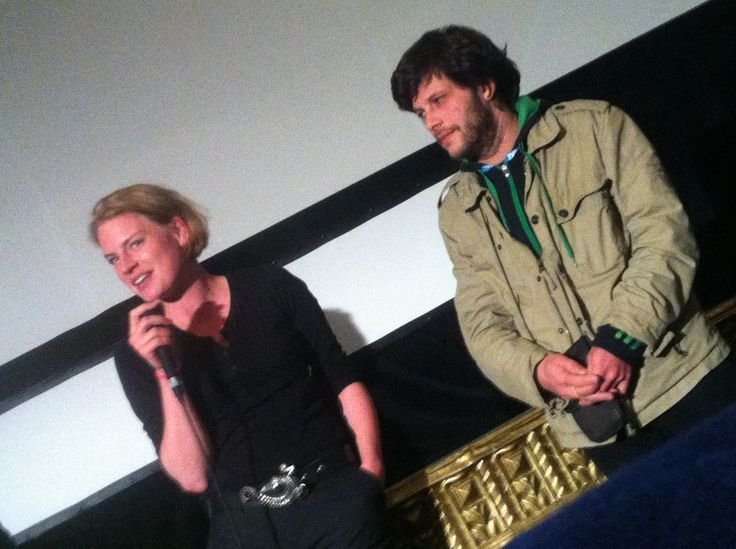 Http://filmofilia.ro - The producer and director of the German film, preeming here #TIFF, 28 1/2