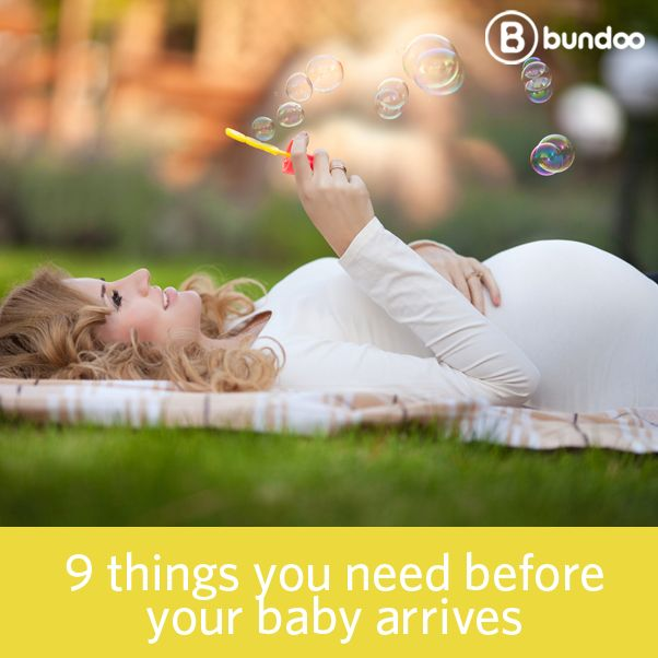 Forget the fancy crib bedding and expensive baby gadgets...for now. Dr. Sara Connolly breaks down her 9 must-haves before you bring baby home [and some of them may surprise you!].