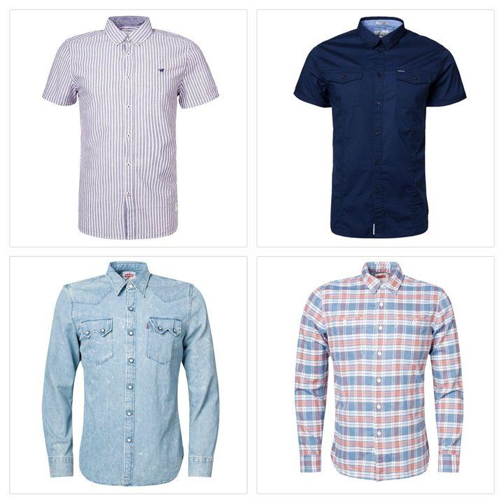 #wyprzedaz do #50%  #brandpl #online #onlinestore #sale #shirt #men #mencollection #levis #pepejeans