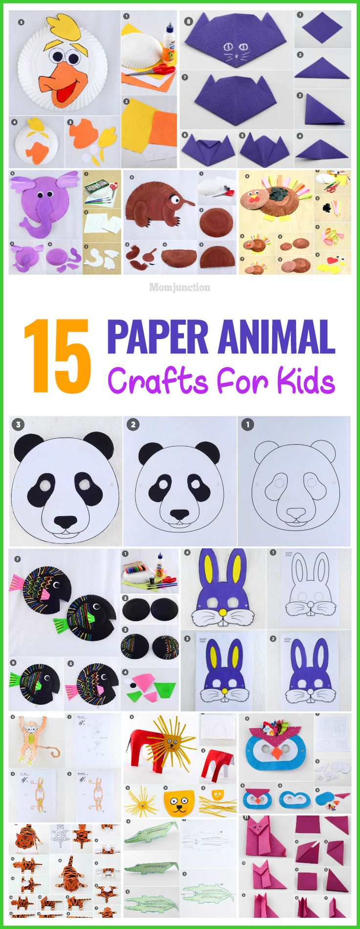 1000 images about kids craft ideas on pinterest crafts for Fun crafts for kids of all ages