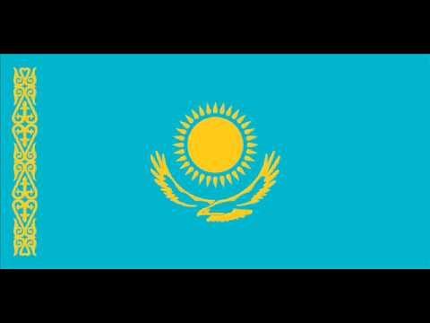 Менің Қазақстаным Himno nacional de Kazajistán con letra en cirílico - YouTube