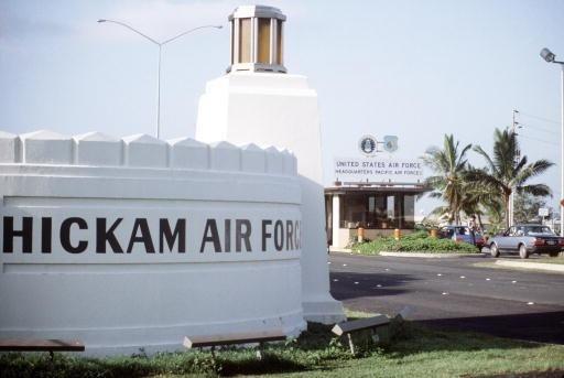 Hickam AFB, Honolulu, Hawaii   United States Air Force ...