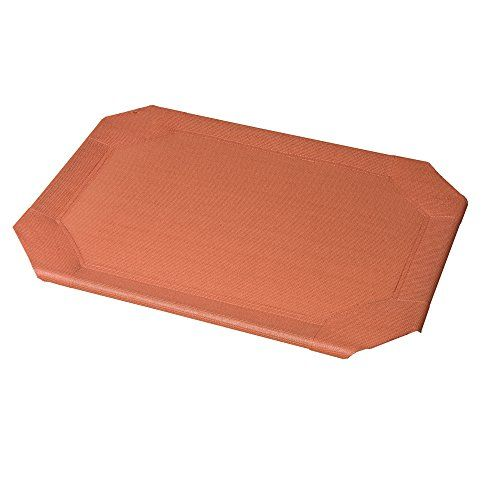 Coolaroo Elevated Pet Bed Replacement Cover Large