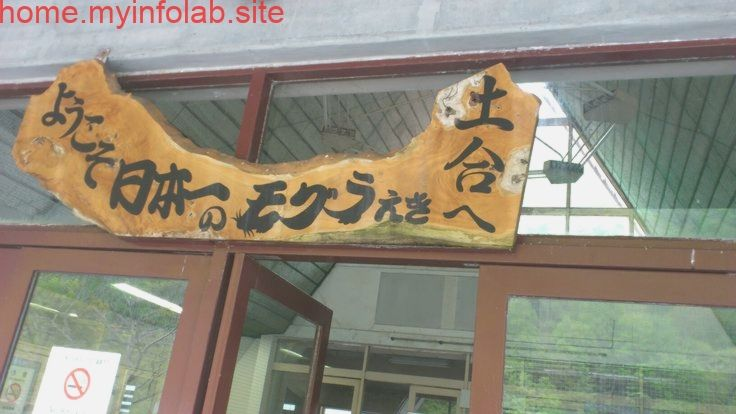 群馬県 もぐら駅 土合 Novelty Sign Decor Home Decor