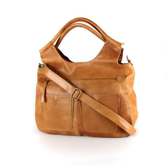 Leather Weekend Bag/ leather holdall/ leather by TheLeatherStore