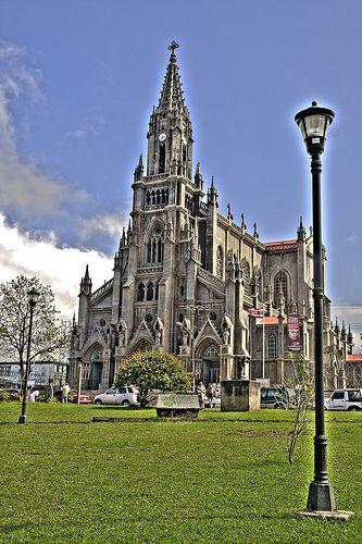 Iglesia de Coronado, San Jose Costa Rica    Iglesia de Coronado    Estructura gótica única en el país - vma.