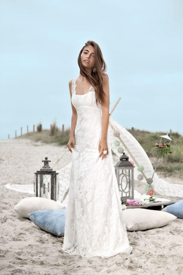Robes de mariée Fabienne Alagama - Look book 2017 - Alexander