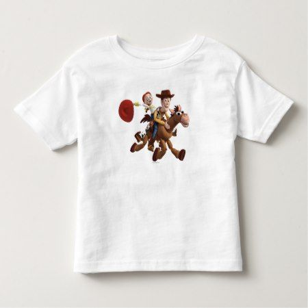 Toy Story 3 - Woody Jessie Toddler T-shirt - click to get yours right now!