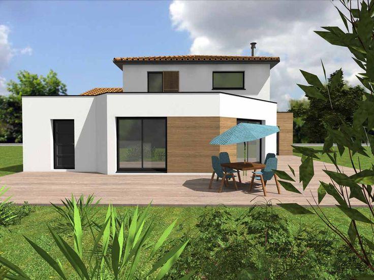39 best images about constructeur de maison d 39 architecte for Plan de maison constructeur