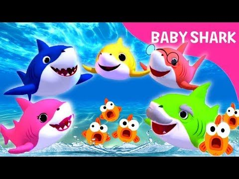 Baby Shark | Shark Family | Sing and Dance! | Animal Songs ...